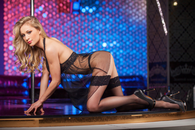 strip-girl